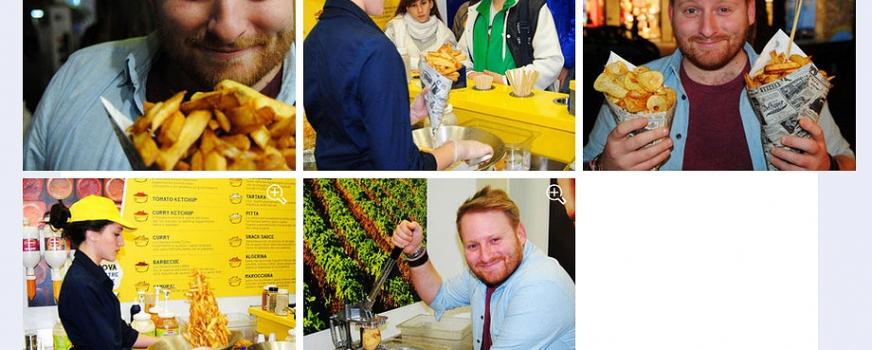 Inzpire: Lähes 40 ravintolan ketju myy pelkästään perunaa